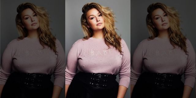 """Hunter McGrady insisted she's proud of her """"God-given body."""""""