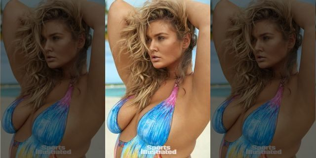 Hunter McGrady shared her beau is nothing but supportive when it comes to her blossoming career.