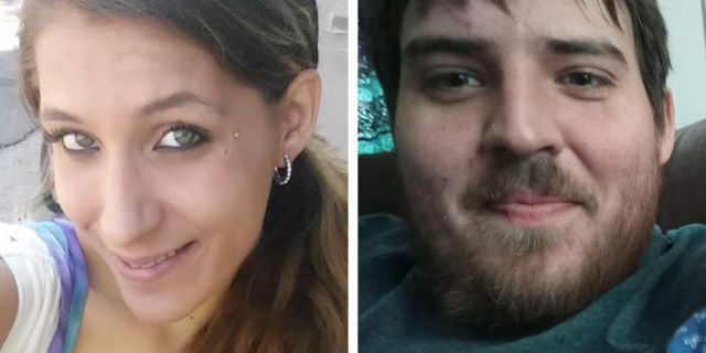 The parents,Jessica Bramer and 28-year-old Christian Reed, had been staying with the girl in the motel room for about a week, relatives said.