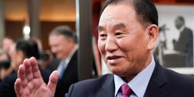 Kim aide Kim Yong Chol is reportedly undergoing hard labor for his role in the breakdown. (REUTERS)