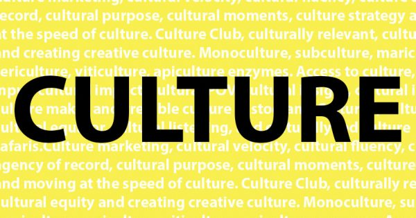 A Eulogy to 'Culture' (and Other Buzzwords Adland Has Killed) – Adweek