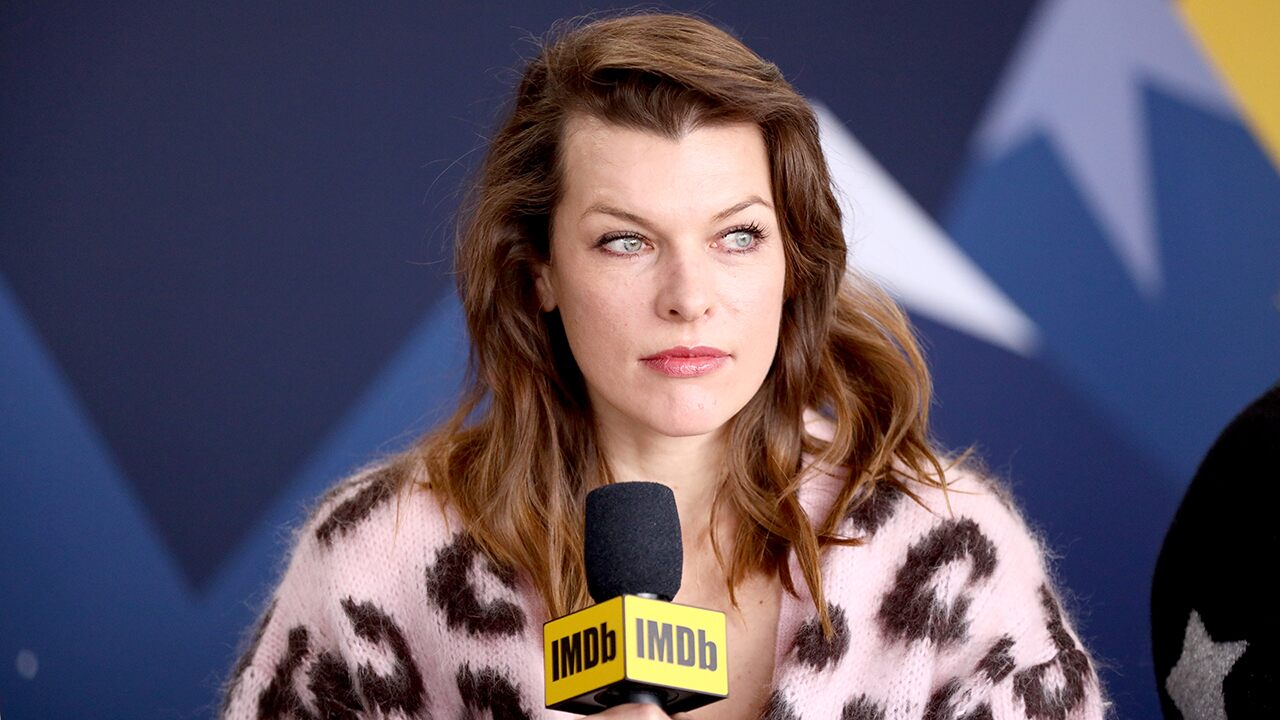 Actress Milla Jovovich reveals she had an 'emergency abortion' while criticizing Georgia's heartbeat bill