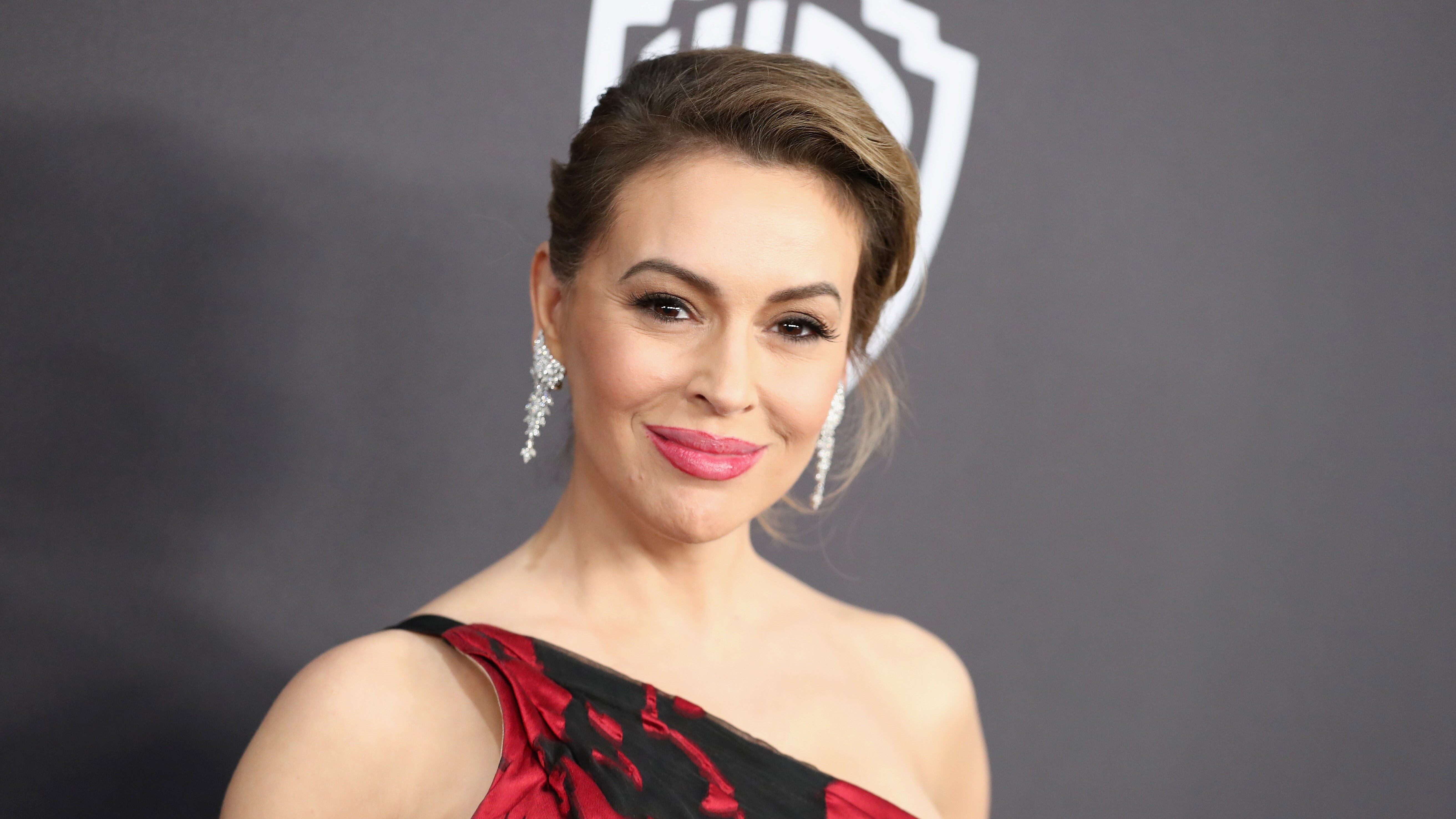 Alyssa Milano calls for 'sex strike' in response to Georgia's anti-abortion law, gets brutally mocked