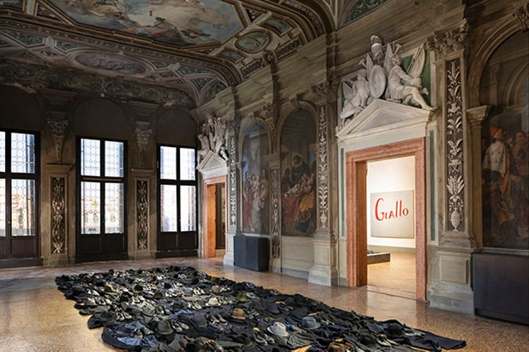 Arte Povera at Prada: first major survey of Jannis Kounellis since his death opens in Venice