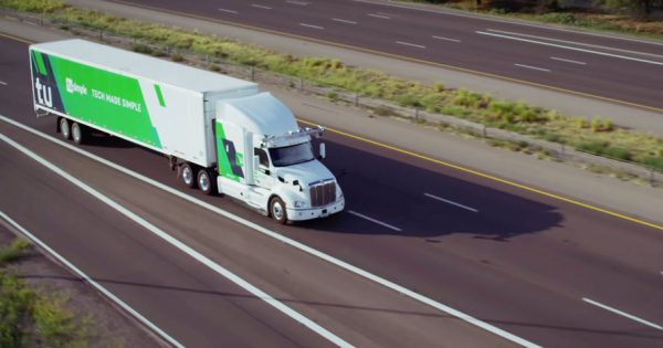 As the USPS Awaits Relief, It's Testing Autonomous Trucks – Adweek