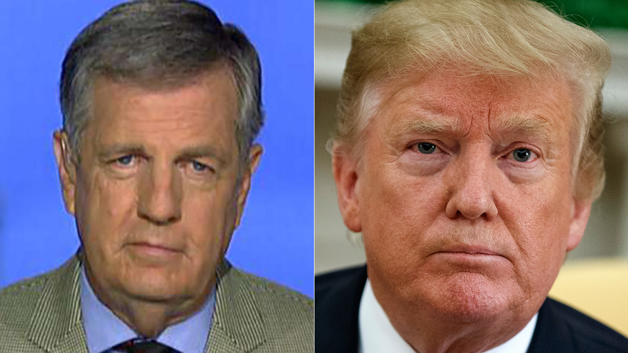 Brit Hume: Trump 'badly needs' China strategy to be a success ahead of 2020 election