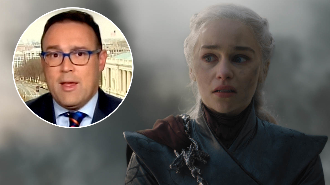 CNN's Chris Cillizza mocked for 'analysis' pairing 2020 Dems to 'Game of Thrones' characters