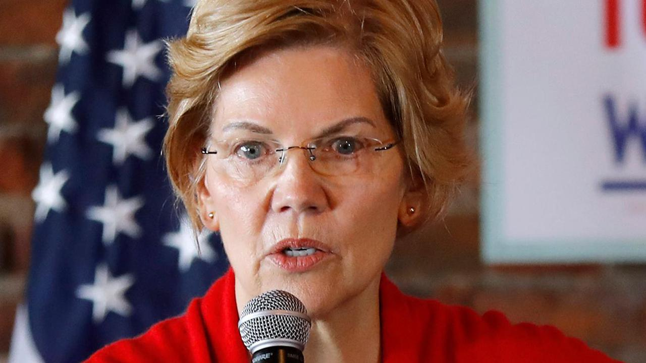 Colin Reed: Warren again flubs response to attack on who she really is