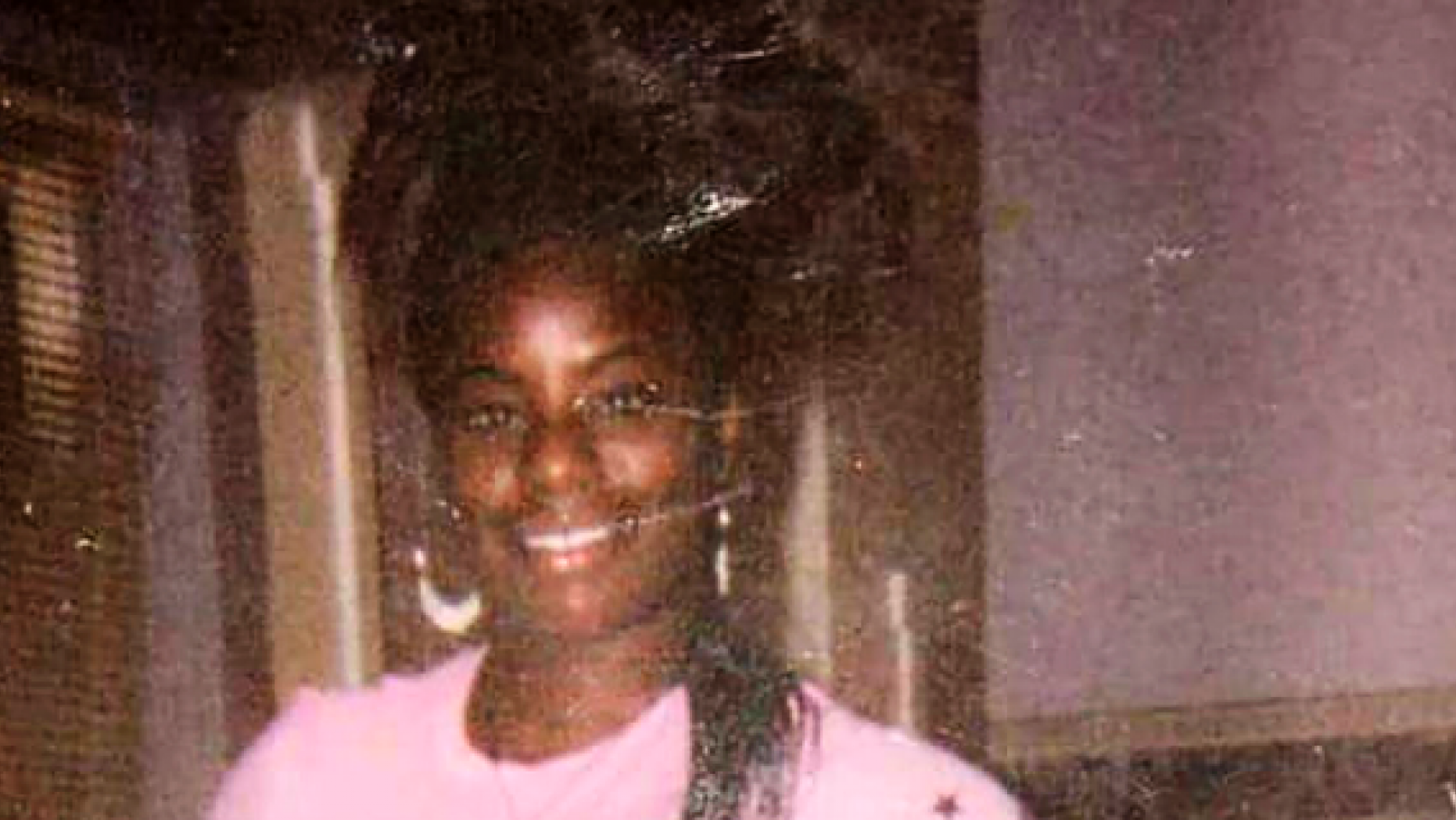 This undated family photo provided by Riccardo Holyfield shows his cousin, Reo Renee Holyfield. Her body was in a dumpster, and nobody found her for two weeks last fall. The slayings like Holyfield