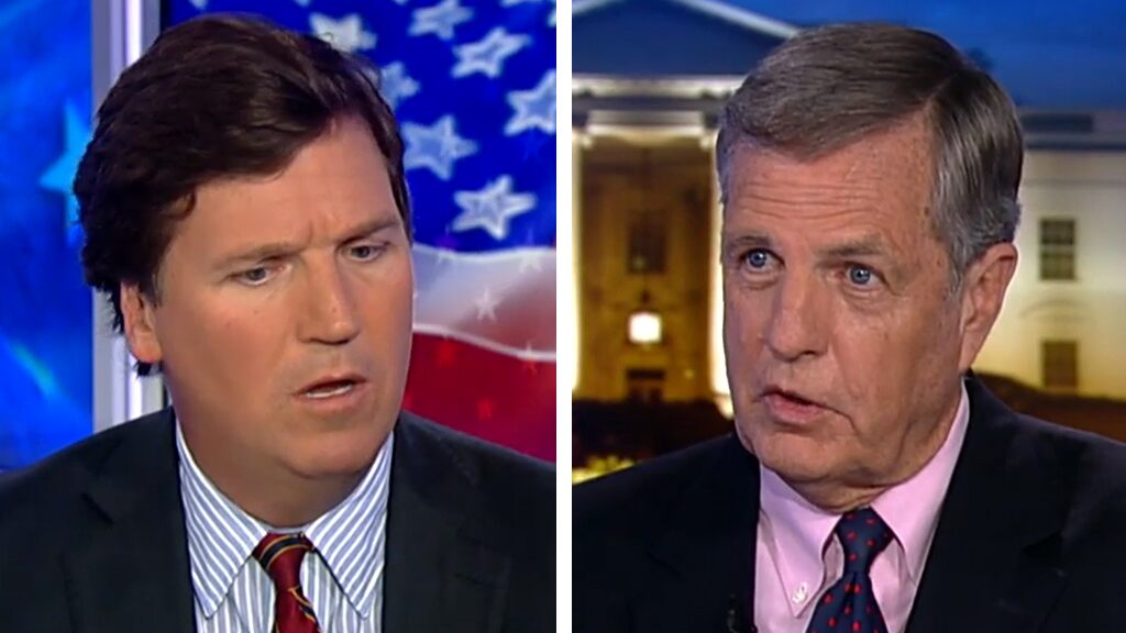 'Deep state' unlikely in DC but 'permanent bureaucracy' probably exists, Brit Hume says