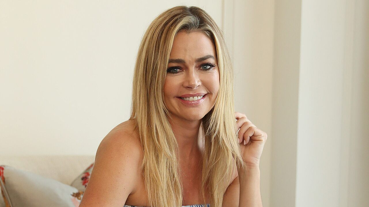 Denise Richards jokes about Aaron Phypers' reactions to her NSFW comments: It 'gets me in trouble'