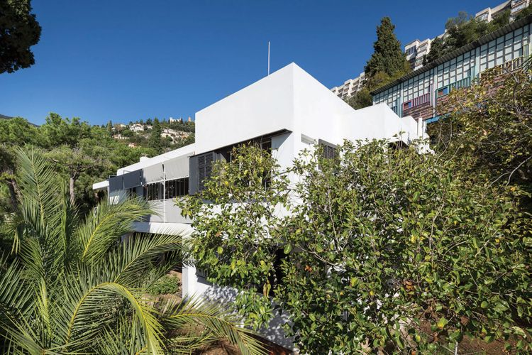 Eileen Gray's and Le Corbusier's architectural gems reopen after extensive restoration