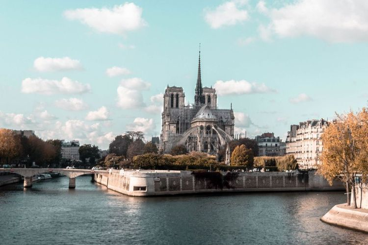 """French senate says Notre Dame must be restored """"in the same way as before"""""""
