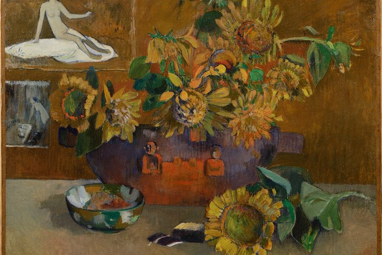 Gauguin exhibitions in Ottawa and London will feature tributes to Van Gogh