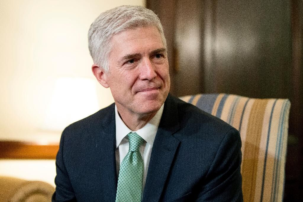 Gorsuch breaks with conservative justices, delivering win to Native American hunter