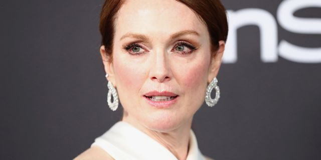 "Julianne Moore said she believes in ""quotas"" to gain gender parity in Hollywood. The Oscar winner said at the Cannes Film Festival that women, as 52 percent of the world"