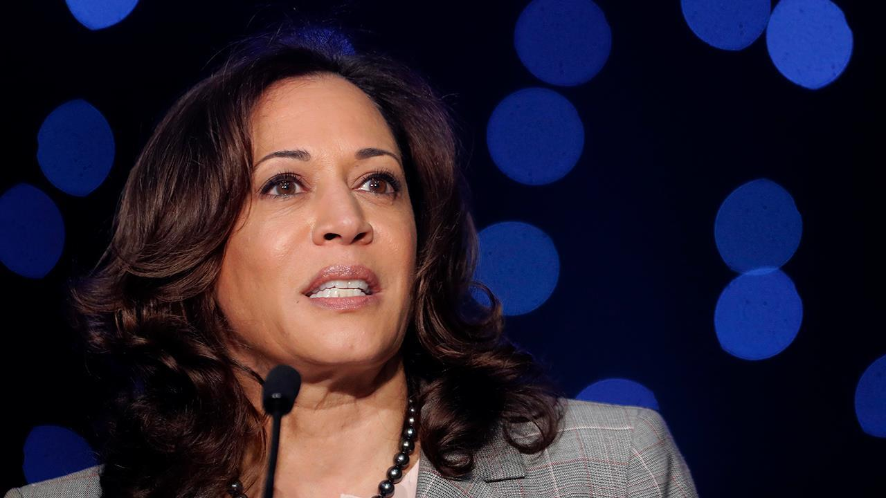 Kamala Harris calls for federal approval before states pass abortion restrictions