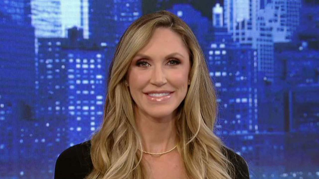 Lara Trump says Trump campaign 'not worried' about Democratic challengers