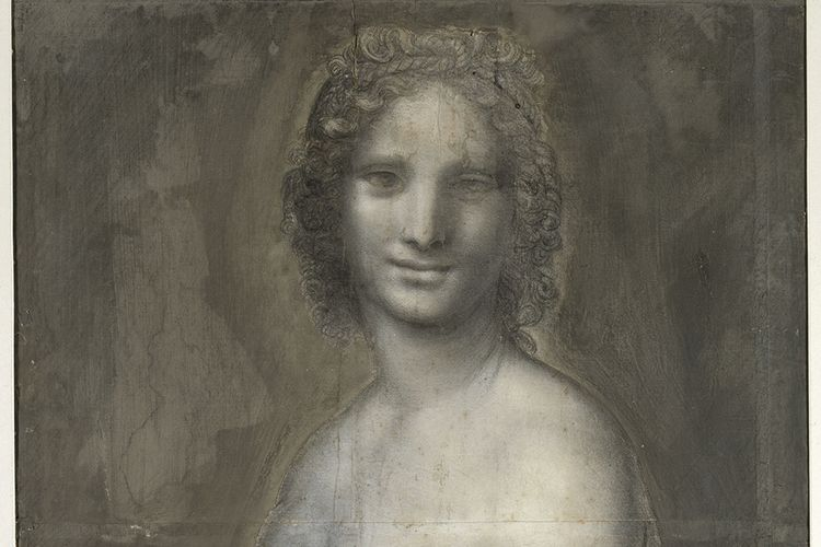 Leonardo's enigmatic 'Nude Mona Lisa' to be unveiled in France
