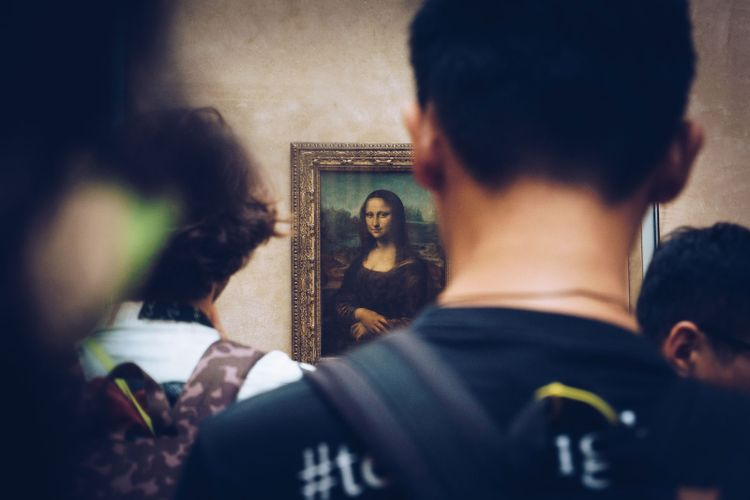 Louvre is 'suffocating' with high volume of visitors, striking workers say