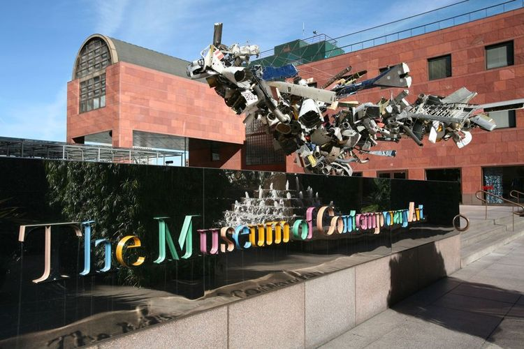 MOCA to offer free general admission after $10m gift from board president