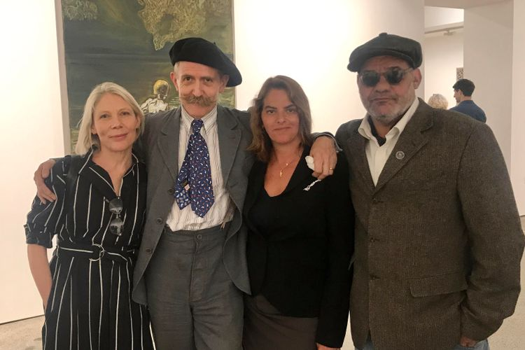 Margate gains another star: Carl Freedman opens up new seaside gallery