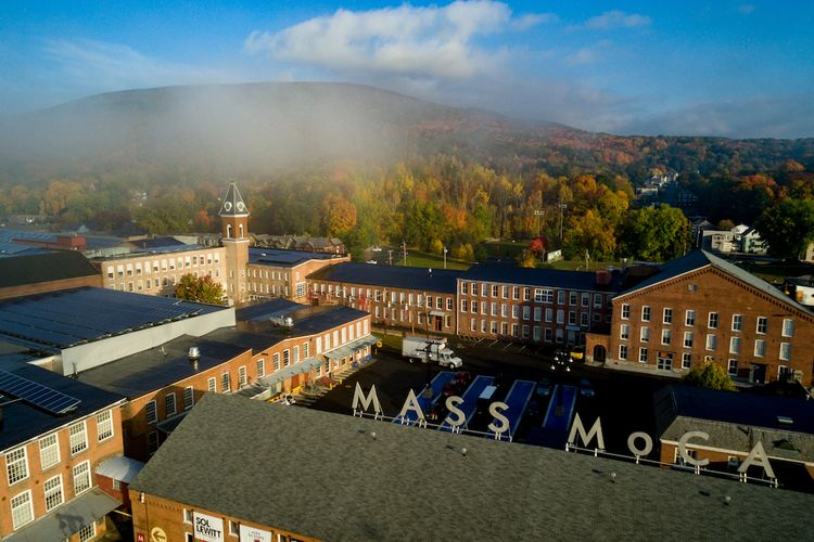 Mass Moca, the museum that almost wasn't, celebrates 20 years