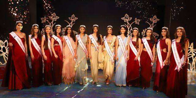 """The Miss Indiapageant has come under fire for lacking diversity after a newspaper released headshots of the 30 finaliststhat looked identical identical.<br data-cke-eol=""""1"""">"""