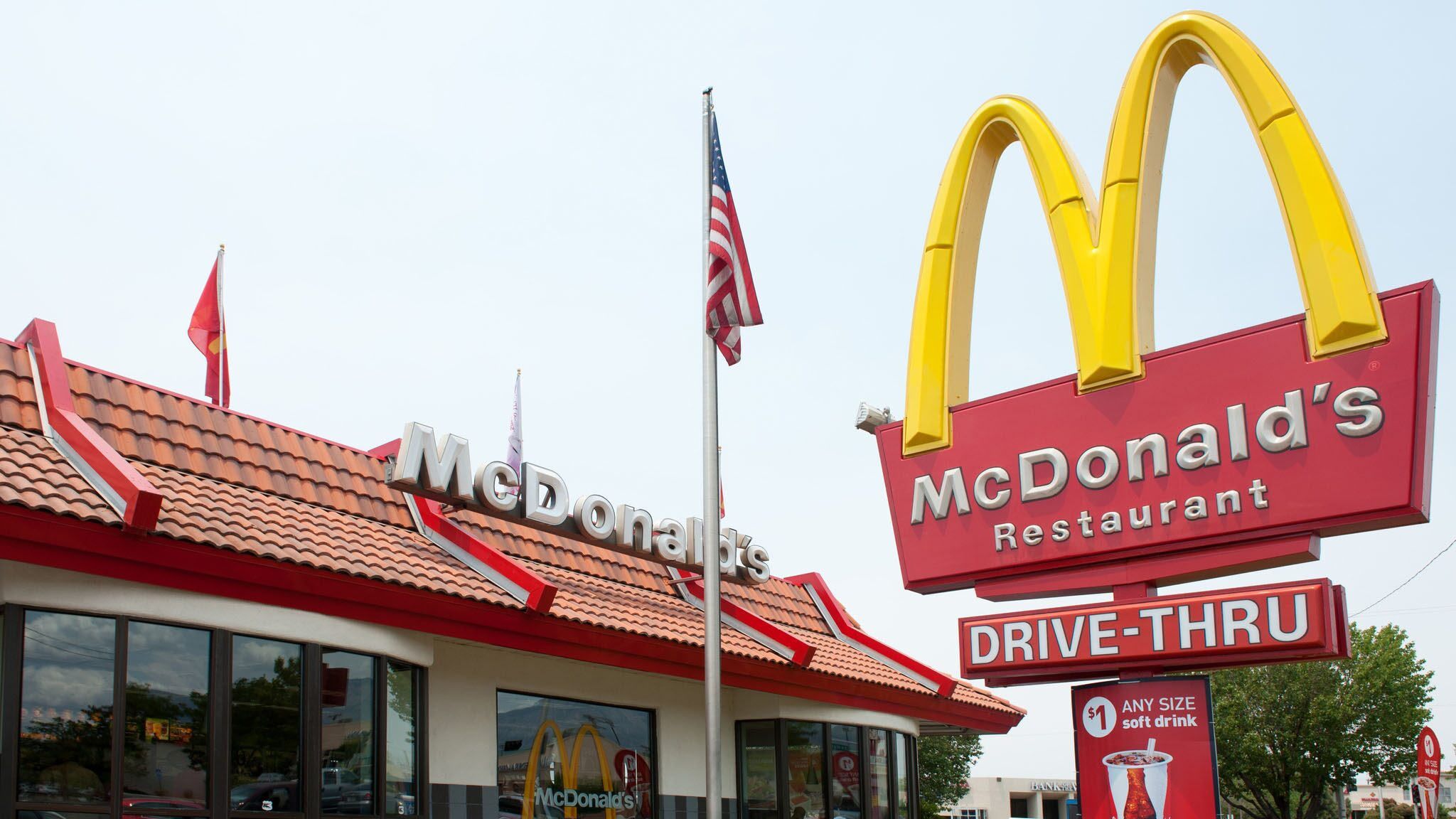 Moment of true love caught at McDonald's, inspires others