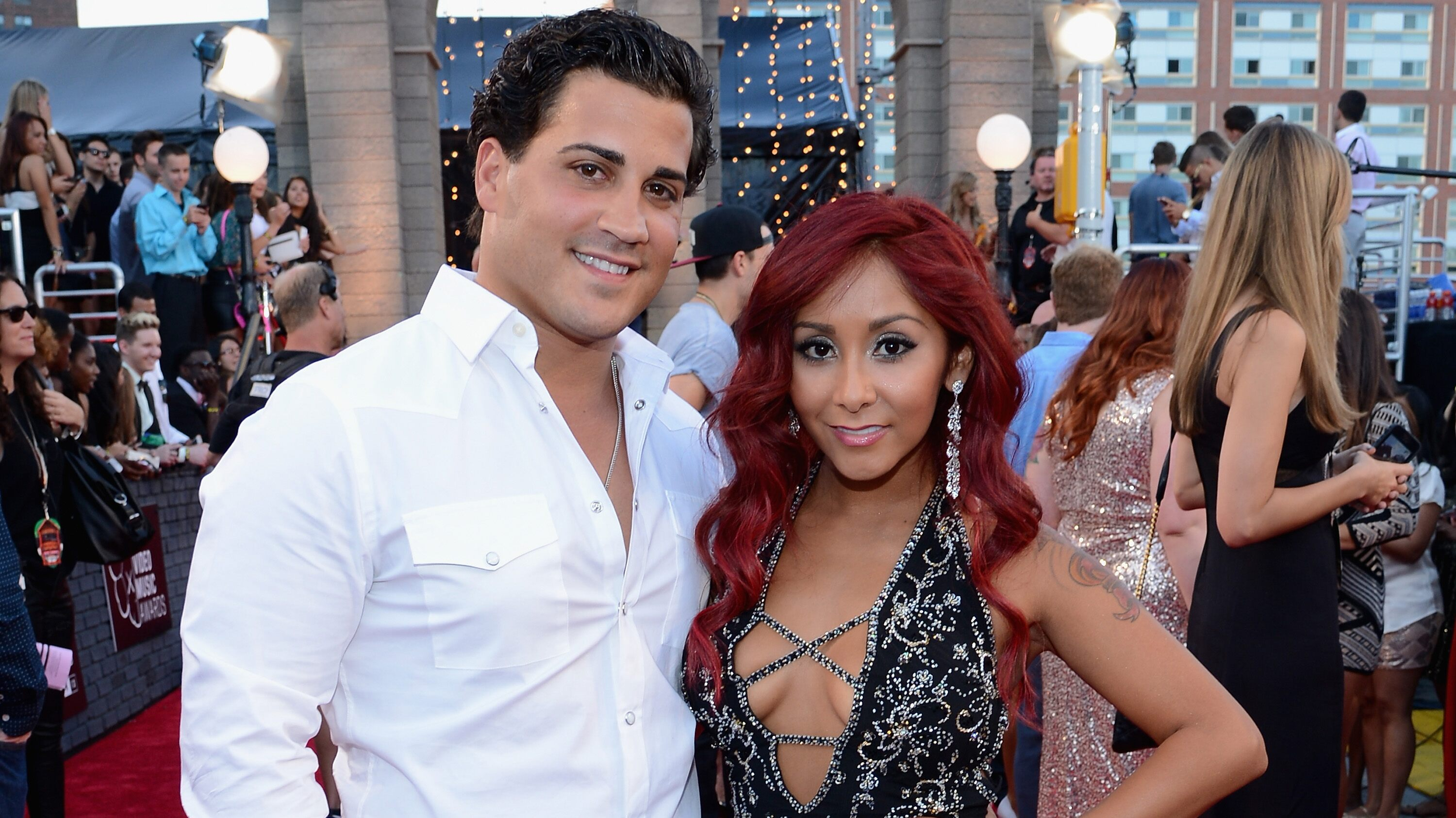 Nicole 'Snooki' Polizzi and husband Jionni LaValle welcome third child