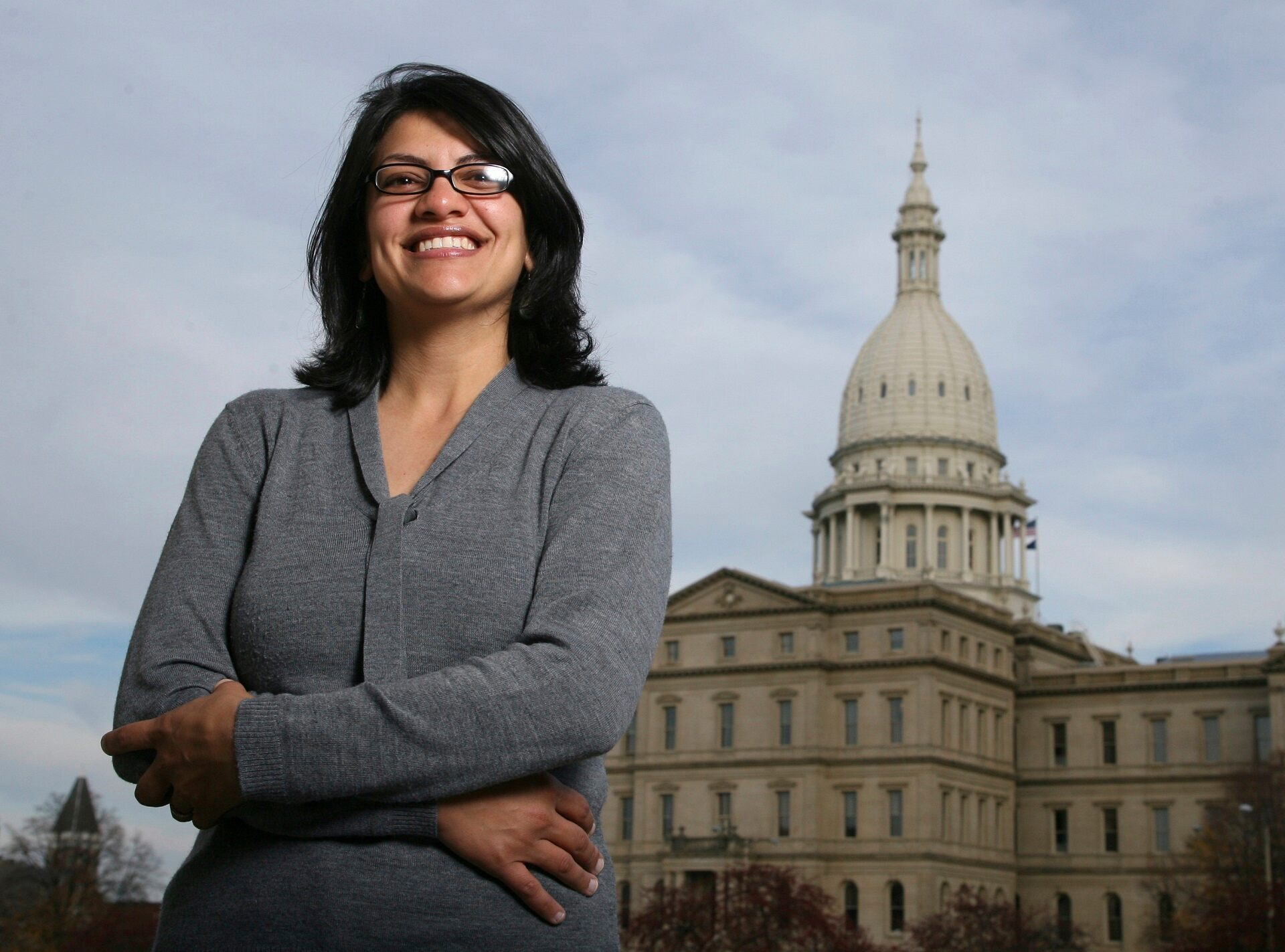 Rashida Tlaib hits critics over Holocaust remarks, says friend told her to speak to 'racist idiots' at fourth-grade level