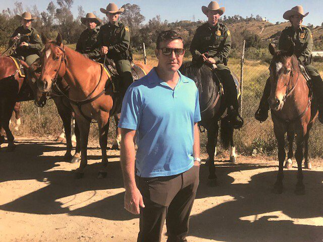 Rep. Duncan Hunter admits he's taken photo with dead combatant