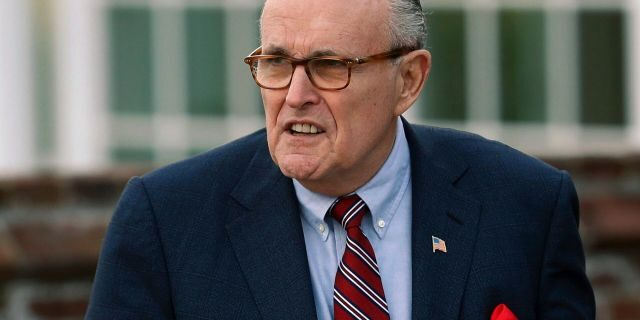 Giuliani said requests of the executive branch can