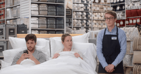 Shopping In-Store Is Presented as a Novel Idea In This Campaign for Bed Bath & Beyond – Adweek