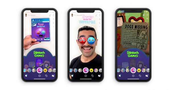 Snapchat Is Using AR to Bring New Game Trover Saves the Universe to Life – Adweek