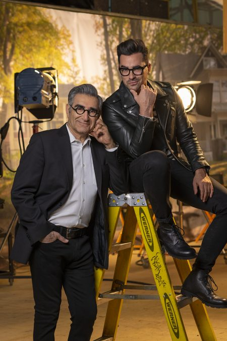 Talking Schitt With Eugene Levy and Daniel Levy, Creators of the Cultishly Adored Pop TV Sitcom – Adweek