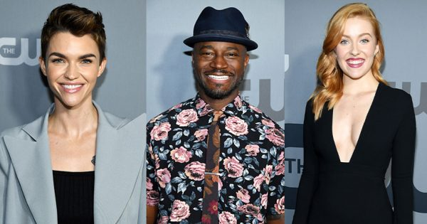 The Benefits of Advertising on The CW, According to Ruby Rose, Taye Diggs and Other Celebs – Adweek