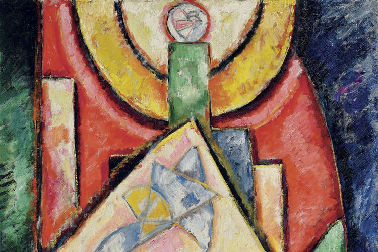 The market for American art proves as inconstant as the moon