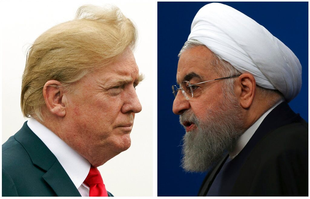 Trump says war will mean 'official end of Iran,' warns 'never threaten the United States again'