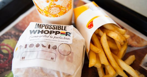 A Brooklyn Burger King Delivered Beef Whoppers to Customers Who Ordered (Meatless) Impossible Patties – Adweek