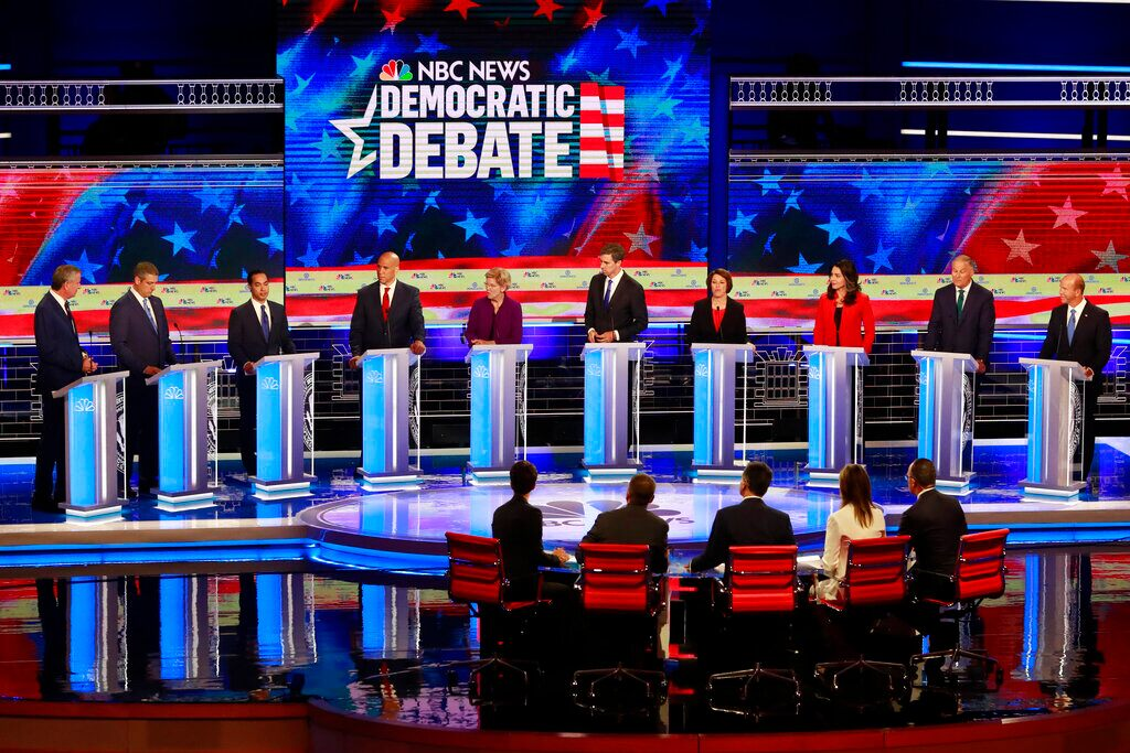 Arnon Mishkin: Dem presidential candidates offending voters – Good news for Trump
