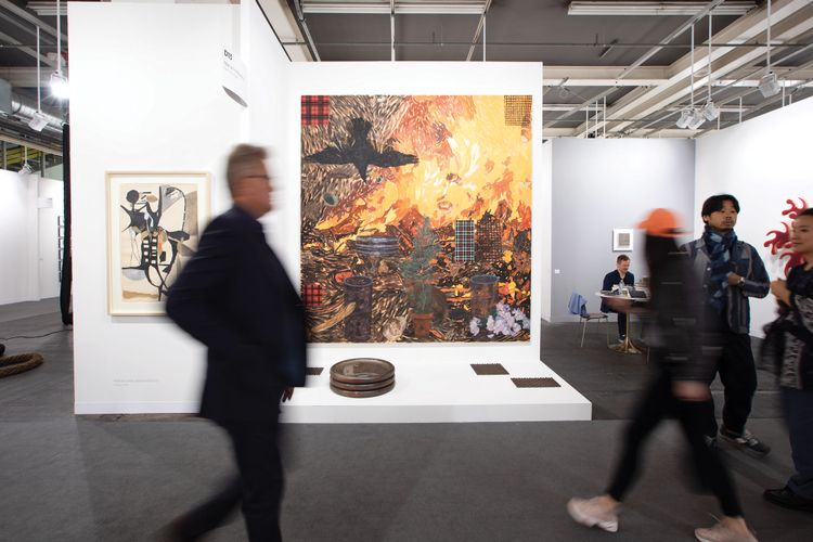 Auction prices: the elephant in the room at Art Basel