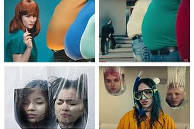 Bad guy? Billie Eilish video by Dave Meyers mirrors the work of artists Maurizio Cattelan and Pierpaolo Ferrari