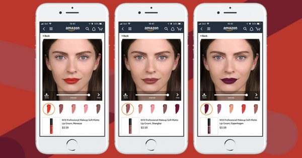 Beauty Is in the Eye of the Camera Holder With L'Oreal's Virtual Lipsticks – Adweek
