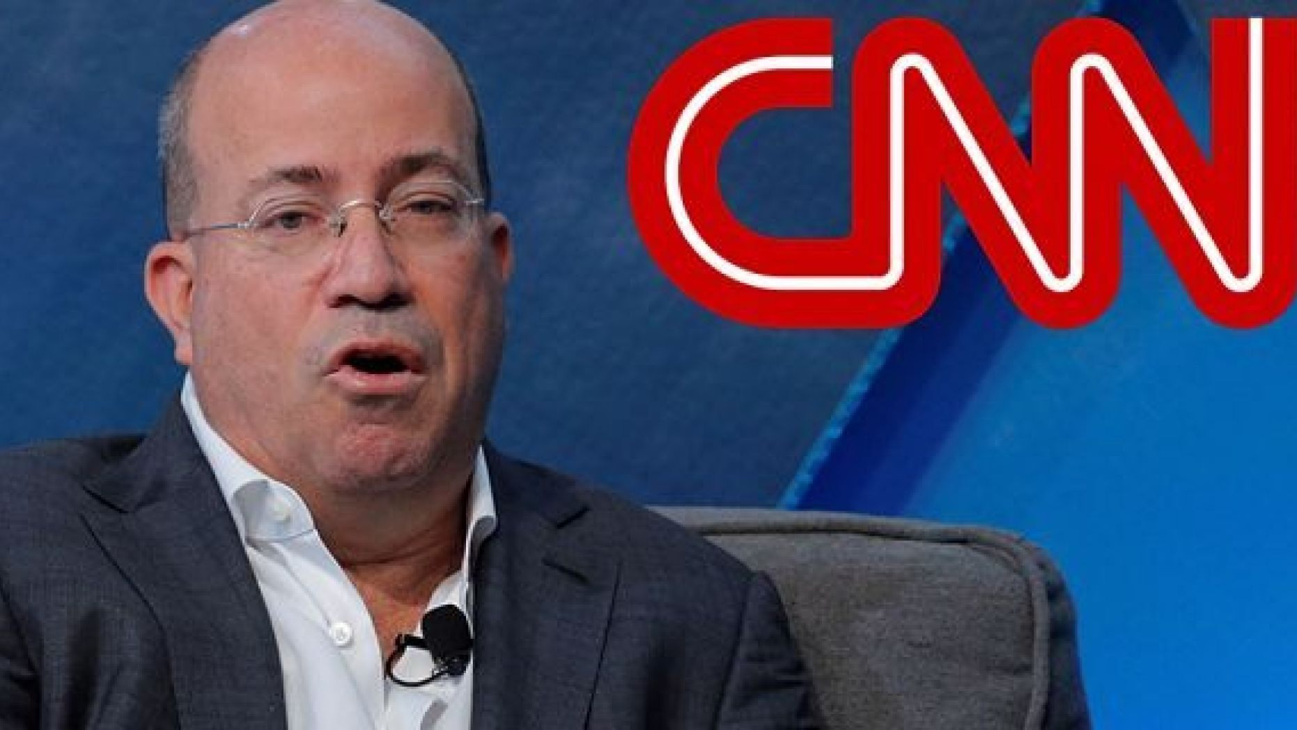 """CNN President Jeff Zucker made a sexualjoke about one of his female employees, """"New Day"""" anchor Alisyn Camerota,while accepting an award on Thursday.. (REUTERS/Lucas Jackson)"""