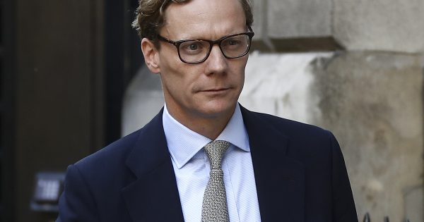 Cambridge Analytica Founder Alexander Nix Abruptly Cancels Controversial Cannes Appearance – Adweek
