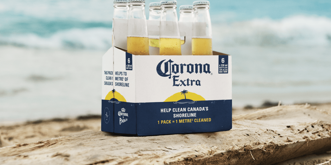 Corona Will Accept Plastic Waste as Payment to Combat Ocean Pollution – Adweek