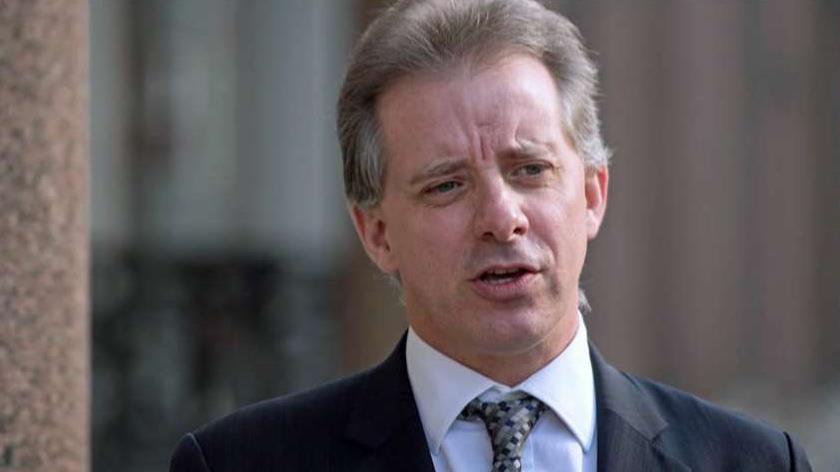 Dossier author Christopher Steele will be questioned by US investigators: report