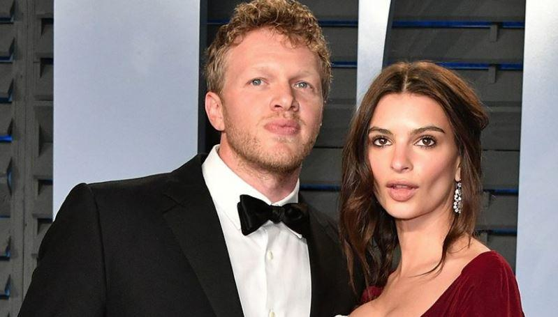 Emily Ratajkowski jokes spouse Sebastian Bear-McClard isn't an 'Instagram husband'