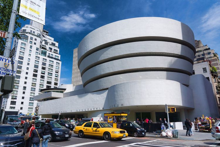 Employees at the Guggenheim seek to unionise